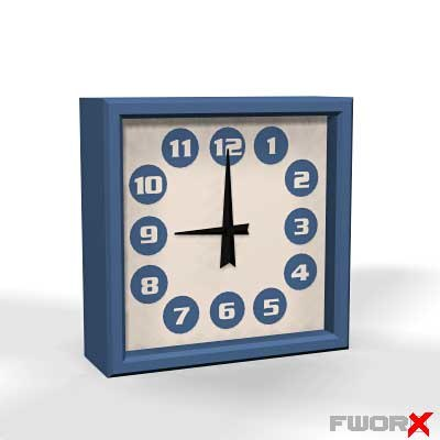 free max model clock