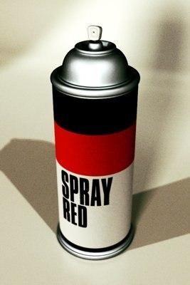 3d spray