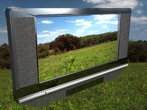 3d flatscreen tv