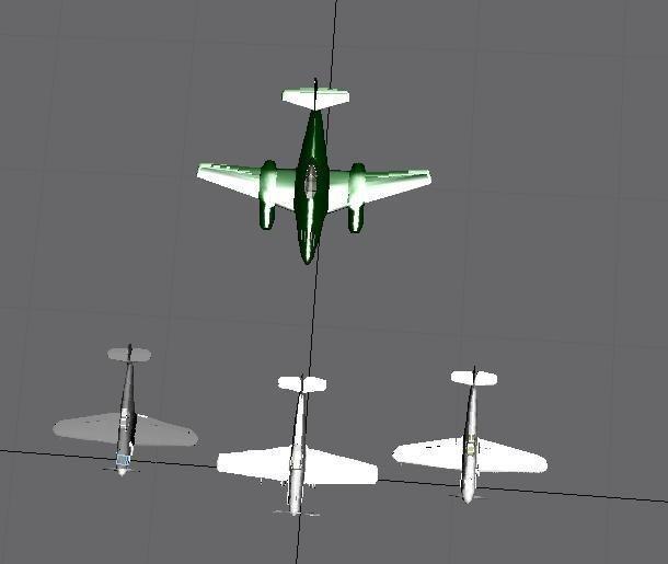 me262 plane max
