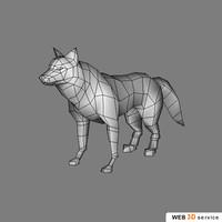 fox 810 3d model