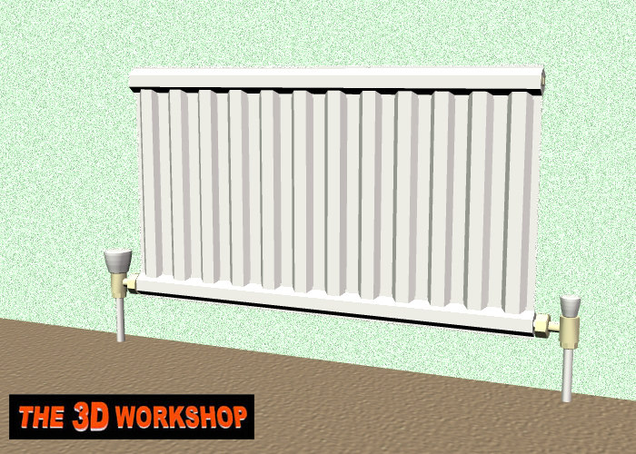 pz3 central heating radiator
