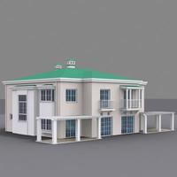 house 01 high model