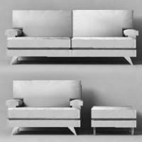 3ds max sofa designer