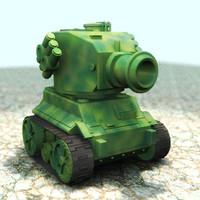 avatar tank mini 3ds