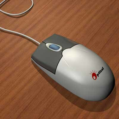 mouse c4d