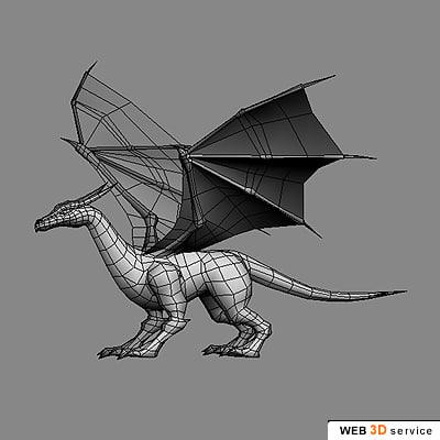 3ds max dragon 3140