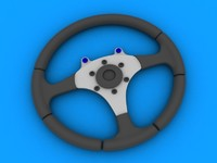 Sport Type Steering Wheel