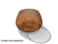 Wooden Basket.max