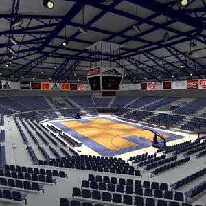 max basket ball arena