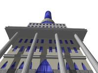max skyscraper modern ancient