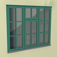Free Window 3d Models For Download Turbosquid