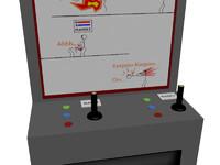 arcade 3d max