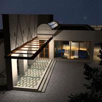 3d model building service design house