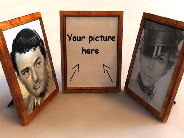great picture frames 3ds