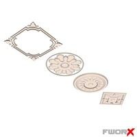Ceiling medallions set004_max.ZIP