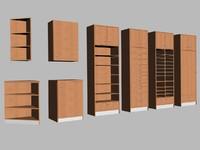furniture kitchen 3d 3ds