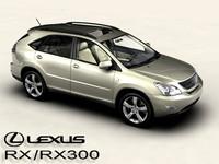 Lexus RX/RX300 2004