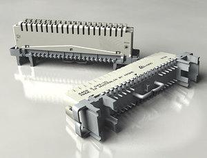 3d model krone profil disconnect module