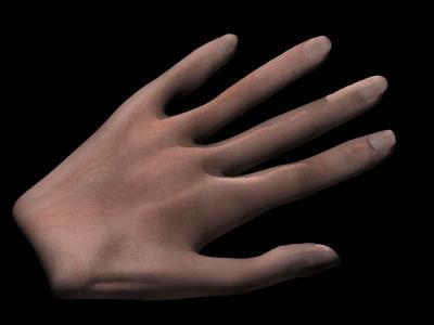 max hand realistic figurenails
