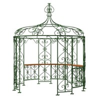 Wrought Iron Gazebo .max