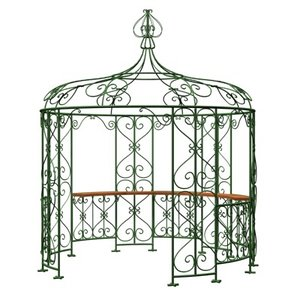 3ds max wrought iron gazebo