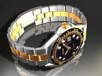 watch citizen 3d model