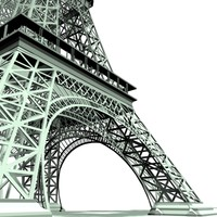 Eiffel Tower Finish