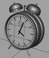 clock 3d ma