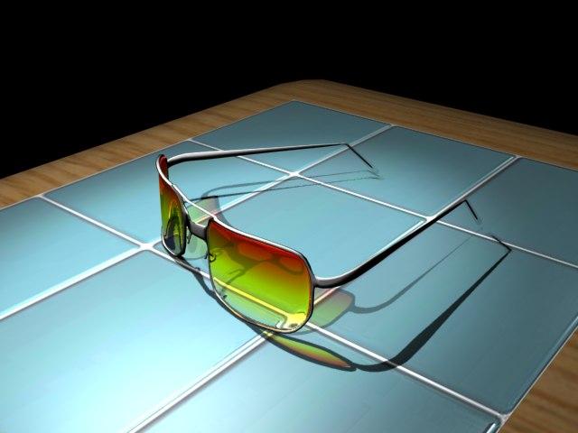 sunglasses 3ds