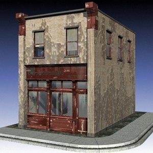brick building max
