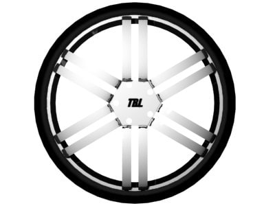 3d model alloy wheel tbl rim tire
