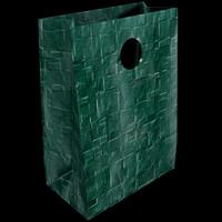 small paper bag 3d max