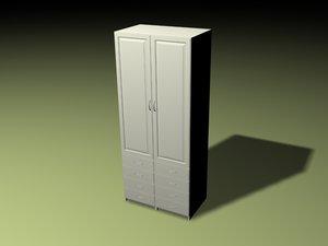 ikea closet 3ds