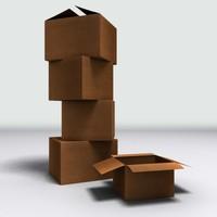 cardboard boxes.zip