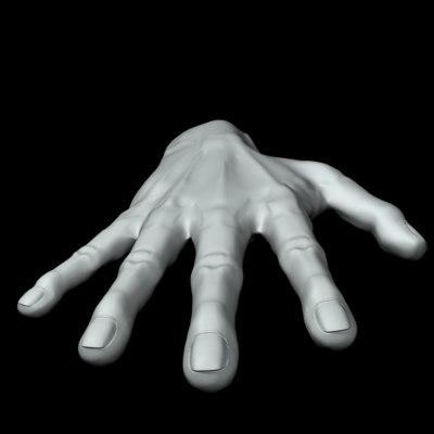 max hand