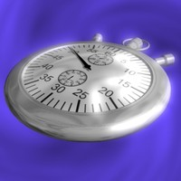 3ds max stopwatch