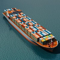 Container Ship Tortuga