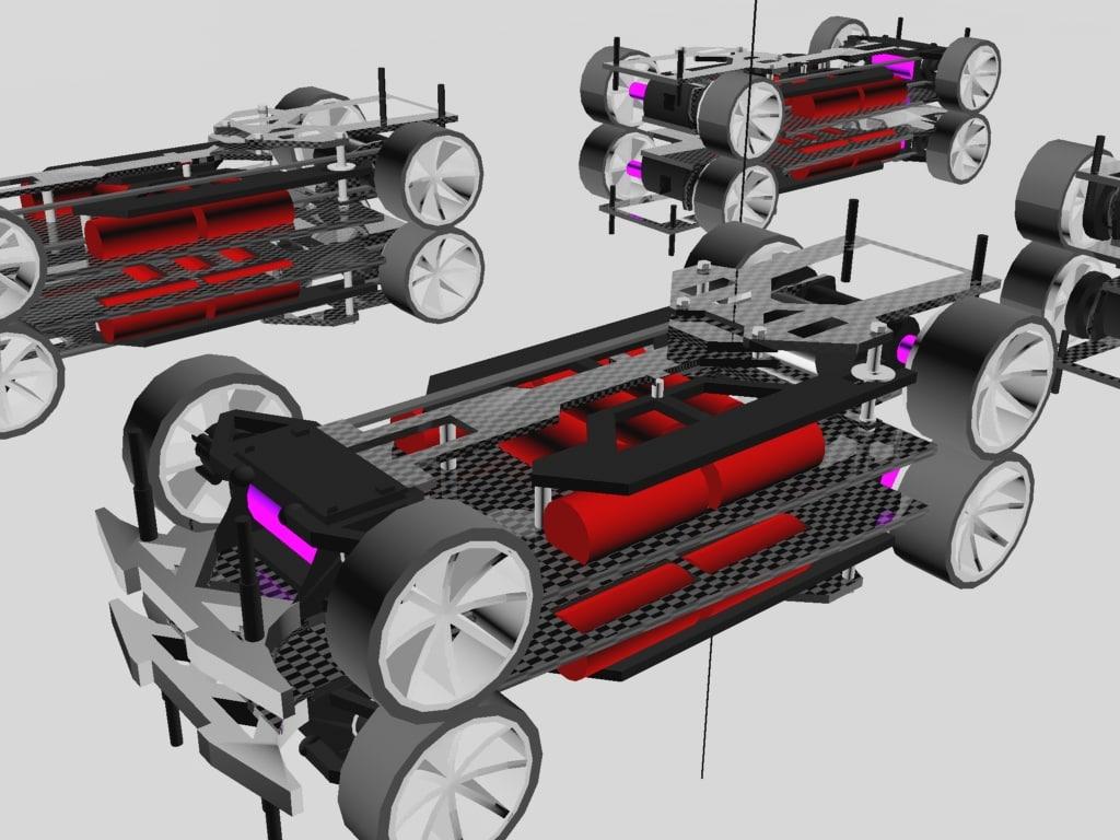 micro 3d model