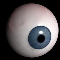 eye 3d max