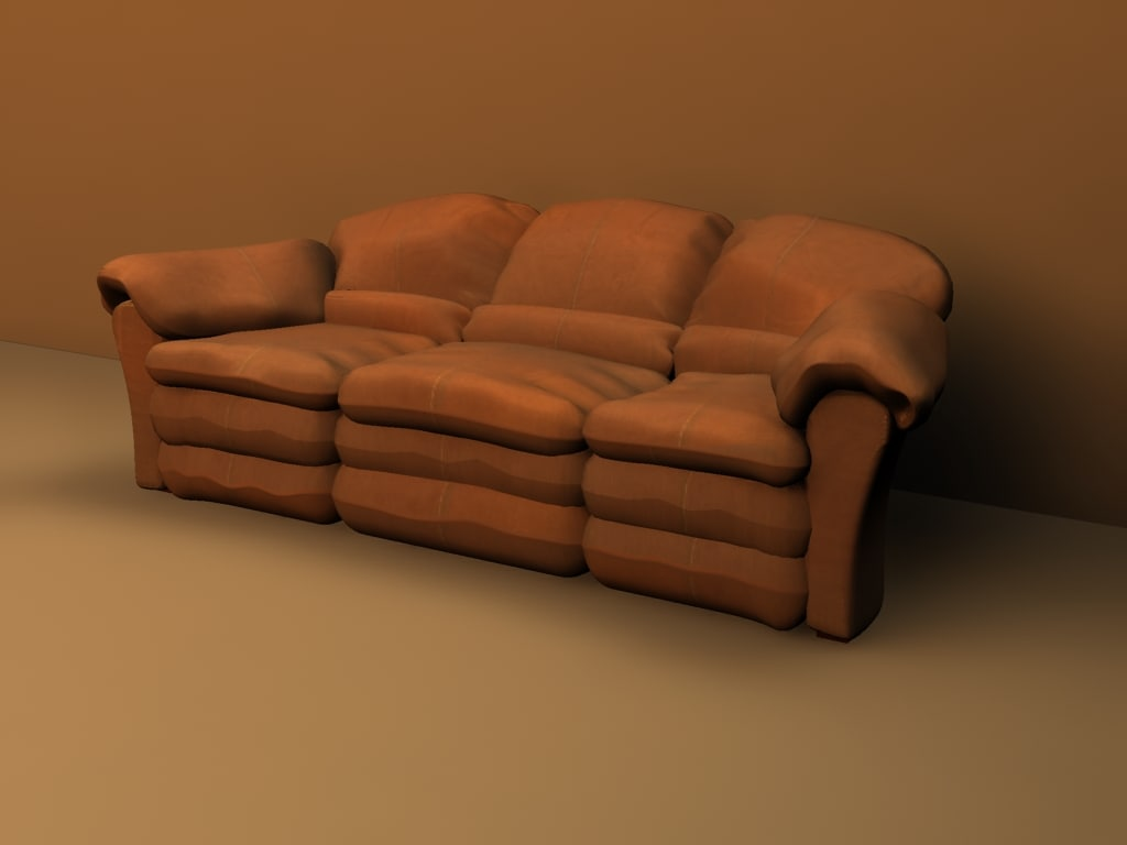 couch 3ds