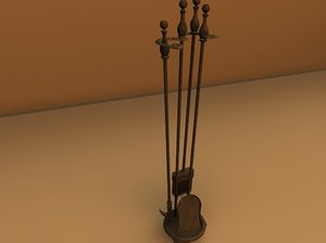 3dsmax place fireplace tools