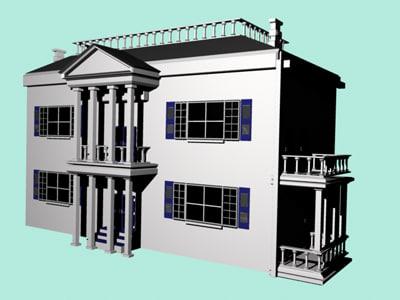 lightwave mansion