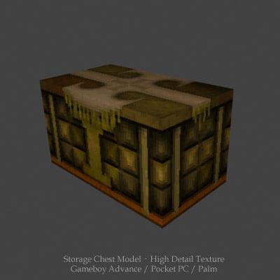 storage chest palm max