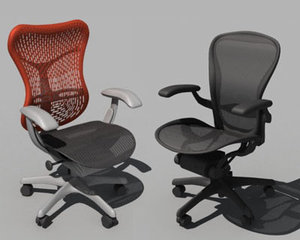 max herman miller office chairs