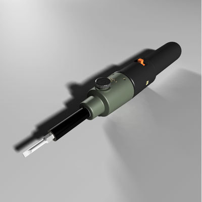 3d model screwdriver driver screw