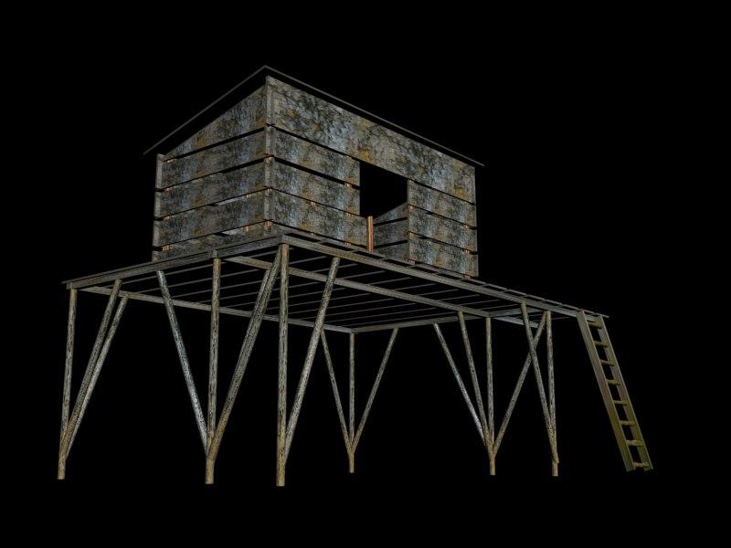 max hut dock