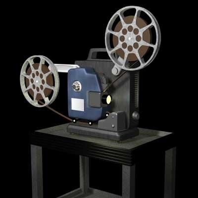 film projector lwo