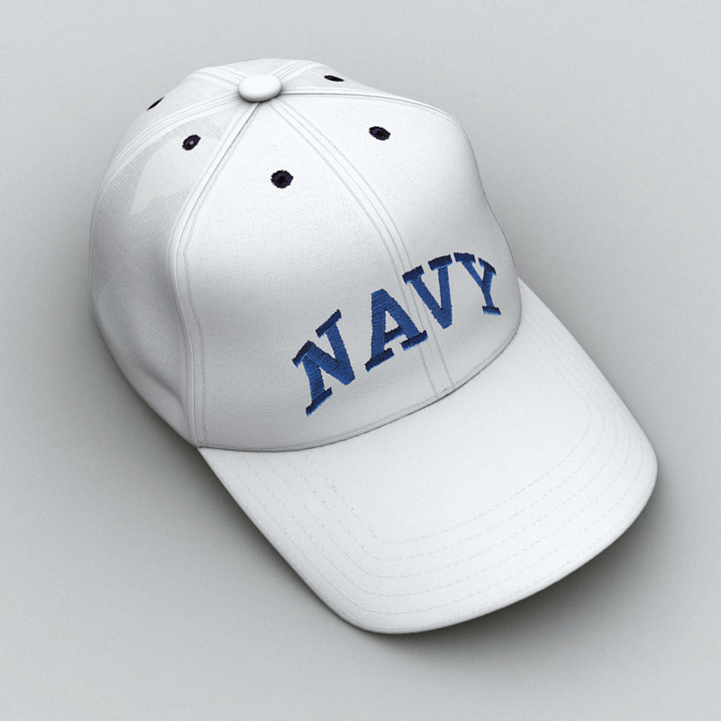 navy 2 3d model