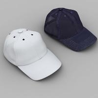 Baseball cap ver.2 (Navy)